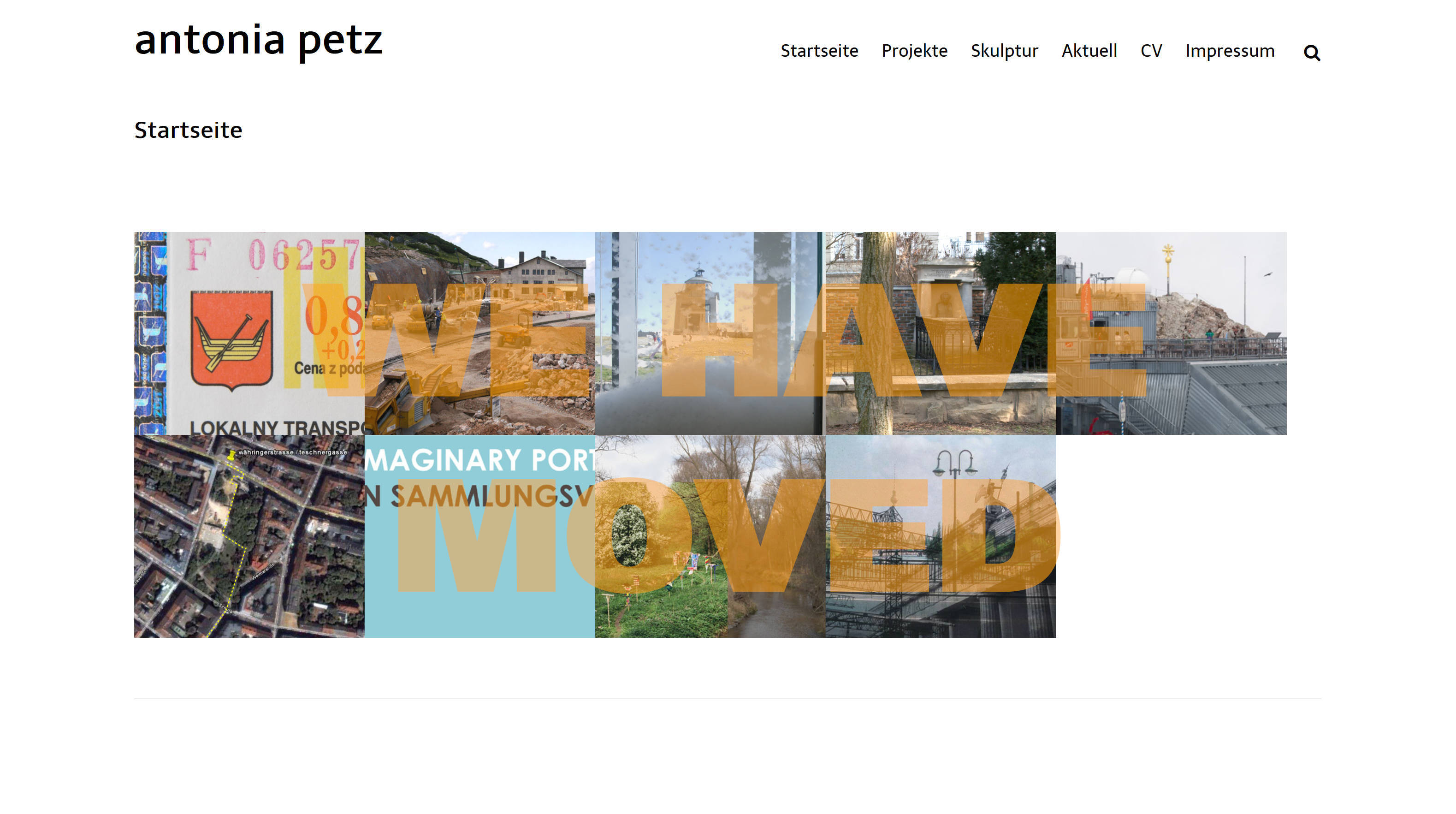 We have moved to www.antoniapetz.com